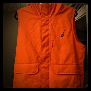 NWT Nautica Hooded Vest